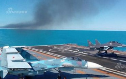 MiG-29K chuẩn bị tấn công, Syria thành bãi thử vũ khí