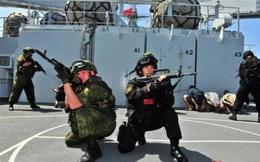 Nga nói không cần khối quân sự khi thân với Trung Quốc