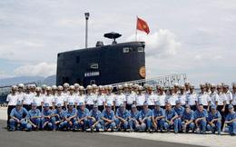 Giao nhiệm vụ cho Kíp tàu ngầm số 9
