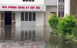 Gần 4.000 hồ sơ đất đai bị ngập nước vì mưa ở Kiên Giang