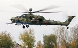 """Nga tăng thêm sức mạnh cho """"Thợ săn đêm"""" Mi-28NM"""
