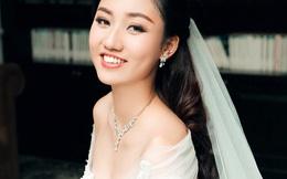 Á hậu Trà My sinh con gái sau 5 tháng kết hôn