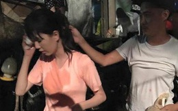 """Đây là đoạn clip của Ngọc Trinh bị cắt khỏi phim """"Vòng eo 56"""""""