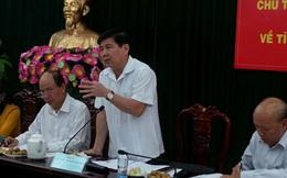 Chủ tịch TP.HCM: Việc xây dựng không phép không thể đổ hết cho dân!
