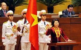 Sáng nay, Chủ tịch Quốc hội khóa 14 tuyên thệ nhậm chức