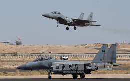 Chiến đấu cơ Nhật Bản xuất kích, ngăn chặn máy bay Trung Quốc