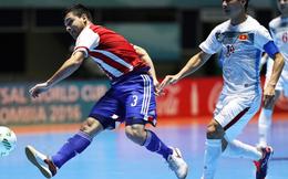 """Futsal World Cup: Con số bóc trần """"hố sâu"""" khủng khiếp giữa Nga và Việt Nam"""