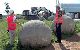 Những hòn đá không ai giải thích được này có phải bằng chứng cho nền văn minh cổ đại hay ngoài hành tinh?