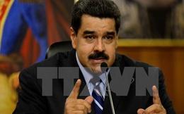 Giữa cơn suy thoái, TT Venezuela kêu gọi tăng cường sức mạnh quân sự