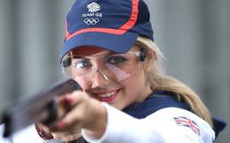 Hot girl bắn súng gây sốt ở Olympic 2016 vì quá đẹp và quyến rũ