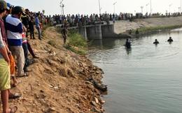 Đang bơi sông lùa bò lúc mưa bão, Chủ nhiệm HTX bị cuốn mất tích