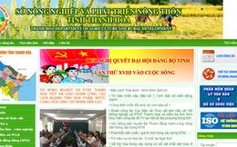 Thanh Hóa bổ nhiệm 8 phó giám đốc Sở Nông nghiệp