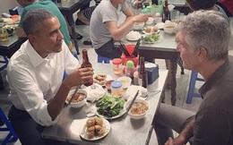 Cơn sốt 'bún chả Obama' đã lan sang Singapore, bán đắt gấp đôi giá gốc vẫn cháy hàng