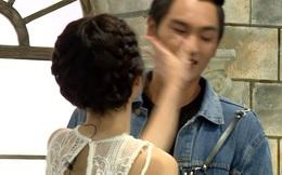 Angela Phương Trinh khó chịu, thẳng tay tát người mẫu nam