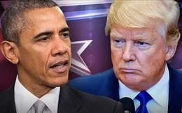 """Nếu hòa bình thế giới có gặp nguy dưới thời Trump, thì """"thủ phạm"""" chính là Obama"""
