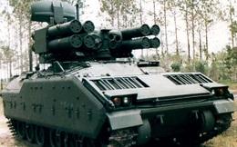 Điểm danh một số hệ thống tên lửa tự hành đặt trên khung gầm Bradley
