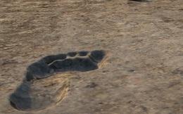 Phát hiện hơn 400 dấu chân bí ẩn tại vùng núi lửa ở châu Phi