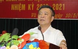 Ông Võ Kim Cự chính thức là đại biểu Quốc hội khóa 14
