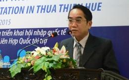 """Phó Bí thư Thừa Thiên-Huế: Sẽ kiểm tra việc """"cả nhà làm quan huyện"""""""