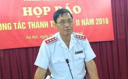 Kéo dài thời gian giữ chức vụ với Phó Tổng Thanh tra Chính phủ Ngô Văn Khánh