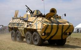 Bất ngờ: Campuchia đã có xe thiết giáp chở quân sánh ngang BTR-80
