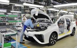 Lo ô tô Thái ồ ạt vào Việt Nam, doanh nghiệp Nhật xin nhập linh kiện thuế 0%
