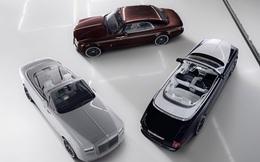 Rolls-Royce ra mắt mẫu xe Phantom cuối cùng