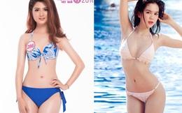 Nhan sắc thí sinh Hoa hậu sở hữu thân hình như Ngọc Trinh