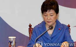 Bà Park Geun-hye lên tiếng sau khi bị đình chỉ chức vụ Tổng thống