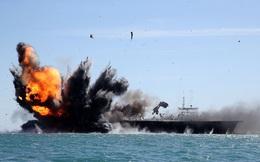 Tàu sân bay Liêu Ninh tập trận ở Biển Đông: Mồi ngon cho tên lửa bờ và các loại hỏa lực?