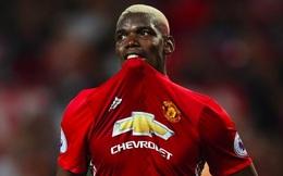 """""""Paul Pogba quát tháo, hét vào mặt đồng đội ở Man United"""""""