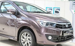 Sau Ấn Độ, Malaysia cũng có ô tô nội giá 204 triệu đồng