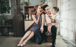 Phan Hiển: 'Cha mẹ từng sốc khi tôi trở lại với Khánh Thi'