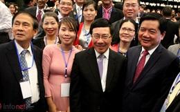 Phó Thủ tướng Phạm Bình Minh: Đất nước rất cần tri thức, trí tuệ của Kiều bào
