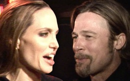 Angelina Jolie mất kiểm soát khi Brad Pitt yêu cầu chung quyền nuôi con