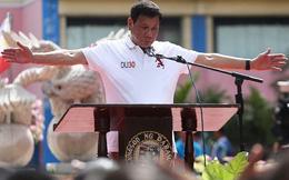 """Duterte giải thích vụ văng tục và giơ """"ngón tay thối"""" với EU"""