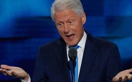 """Bill Clinton """"lỡ lời"""", hé lộ tình trạng sức khỏe bà Hillary có thể tồi tệ hơn"""