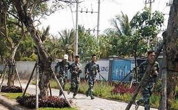 Đà Nẵng: Chấn chỉnh nhân viên bảo vệ Crowne Plaza mặc quân phục rằn ri ra đường