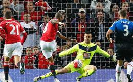 """Man United trình diễn, gây """"thêm sầu"""" cho NHM ở Old Trafford"""