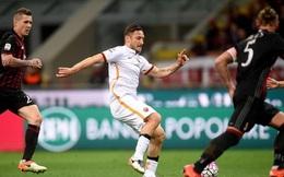 Totti và Ibra: Xin lỗi quá đơn giản, tạm biệt thật đau lòng