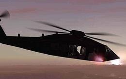 Trực thăng Diều hâu đen bí ẩn của đặc nhiệm Mỹ