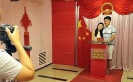 """Với lệnh cấm """"độc"""" trong ngày đăng ký kết hôn, Trung Quốc hy vọng giảm thiểu tỉ lệ ly dị"""