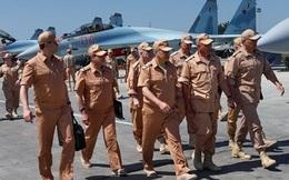[VIDEO] Bộ trưởng Quốc phòng Nga thị sát căn cứ không quân Syria
