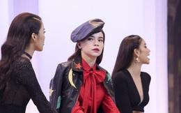 Vì sao Hà Hồ chê Phạm Hương chưa đủ kinh nghiệm dạy catwalk?