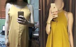 """Có ý tốt mua váy online ủng hộ bạn, cô gái vẫn nhận """"quả đắng"""" là chiếc váy xấu """"không tả nổi"""""""