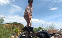 Dân biết Formosa đổ thải từ lâu, nhưng Sở TN-MT nghĩ bùn thường