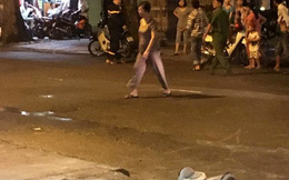 Xe điện cân bằng phát nổ ở trung tâm Sài Gòn