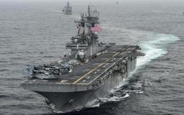 Đô đốc Mỹ: Trung Quốc tập trận không an toàn trên Biển Đông
