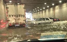 Lũ lụt kinh hoàng ở Trung Quốc, 75 người thiệt mạng và mất tích