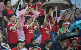 CĐV Trung Quốc cũng yêu mến Man United đến thế này